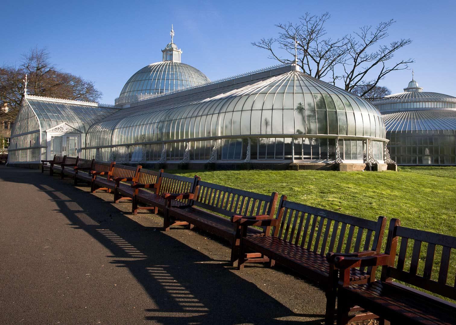Exceptionnel Glasgow Botanic Gardens, Scotland.